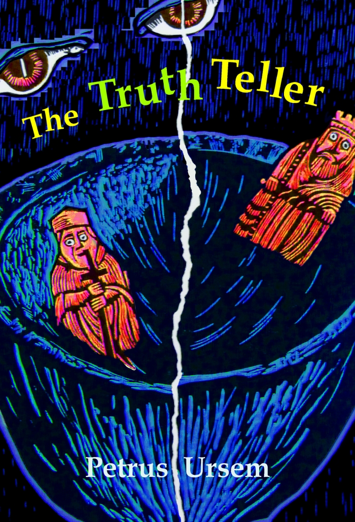 The Truth Teller front cover